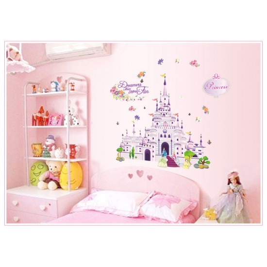 Dreams Home Wall Decal